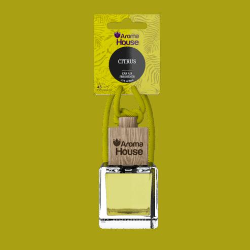 CITRUS Dyfuzor-zapach samochodowy-Aroma House_8ml